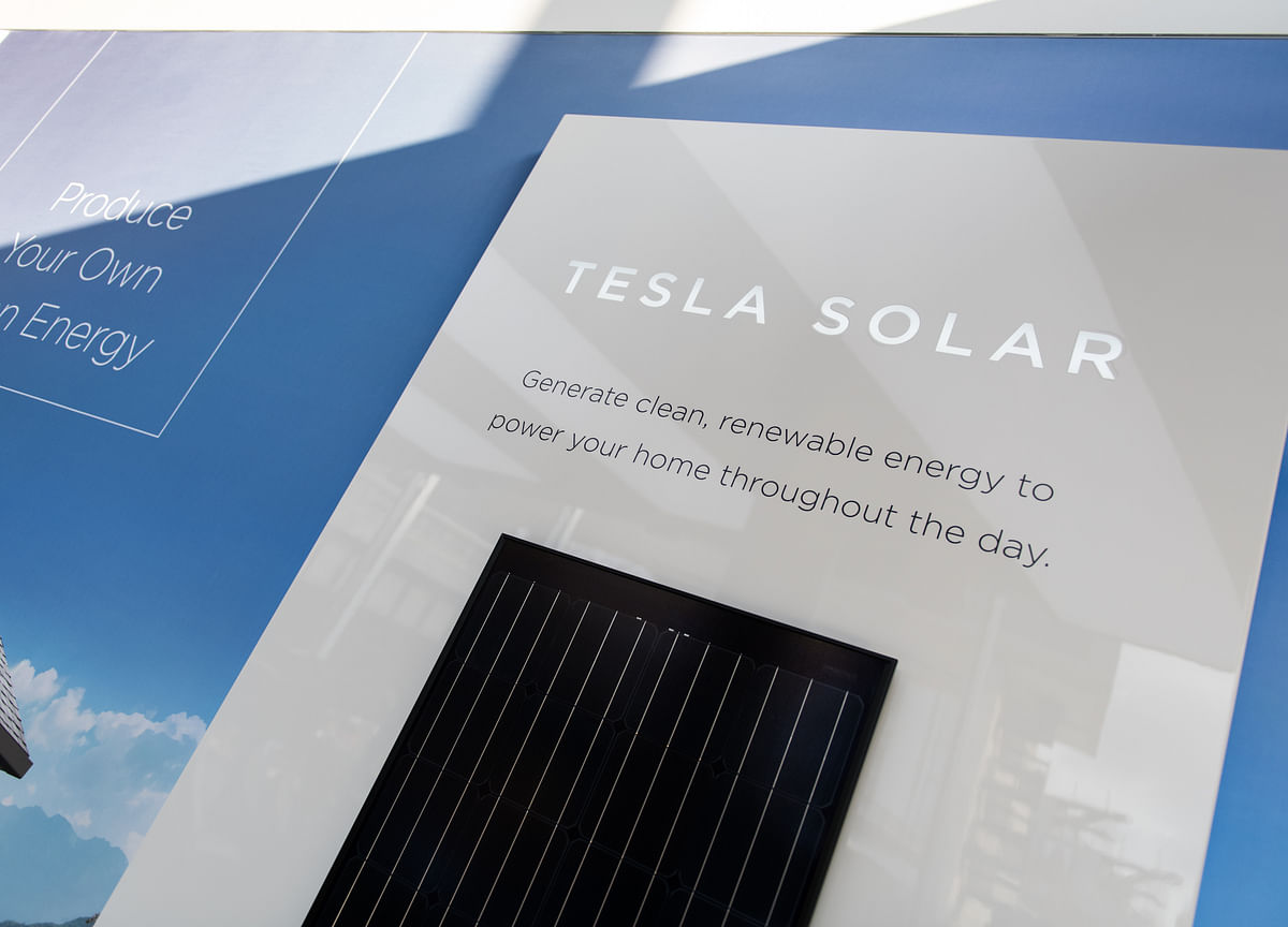 Amazon Joins Walmart in Saying Tesla Solar Panels Caught Fire