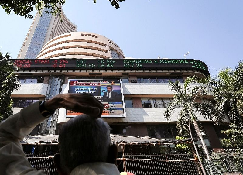 Sensex Ends At Over Two-Month High; Nifty  Shy Of February Record