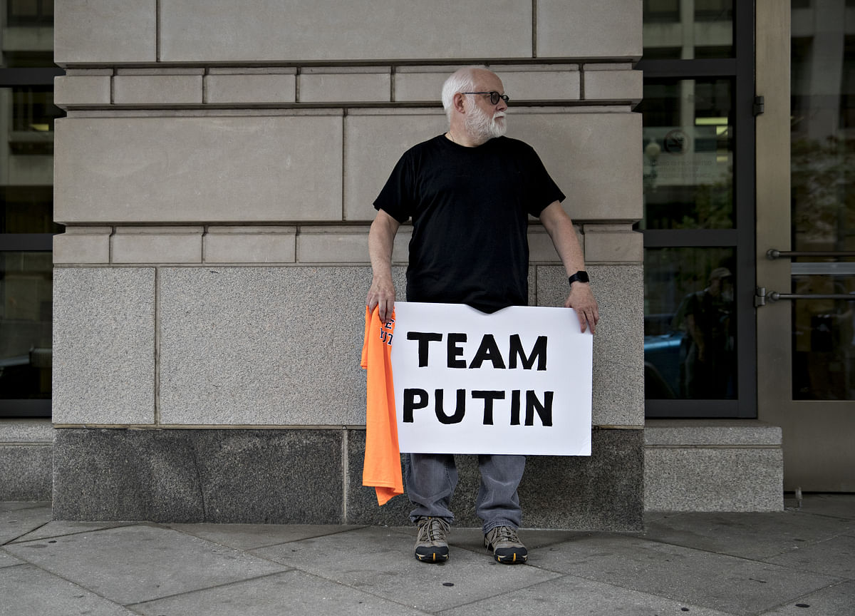 U.S. Charges Russian for Conspiracy to Interfere in 2016 and 2018 Elections
