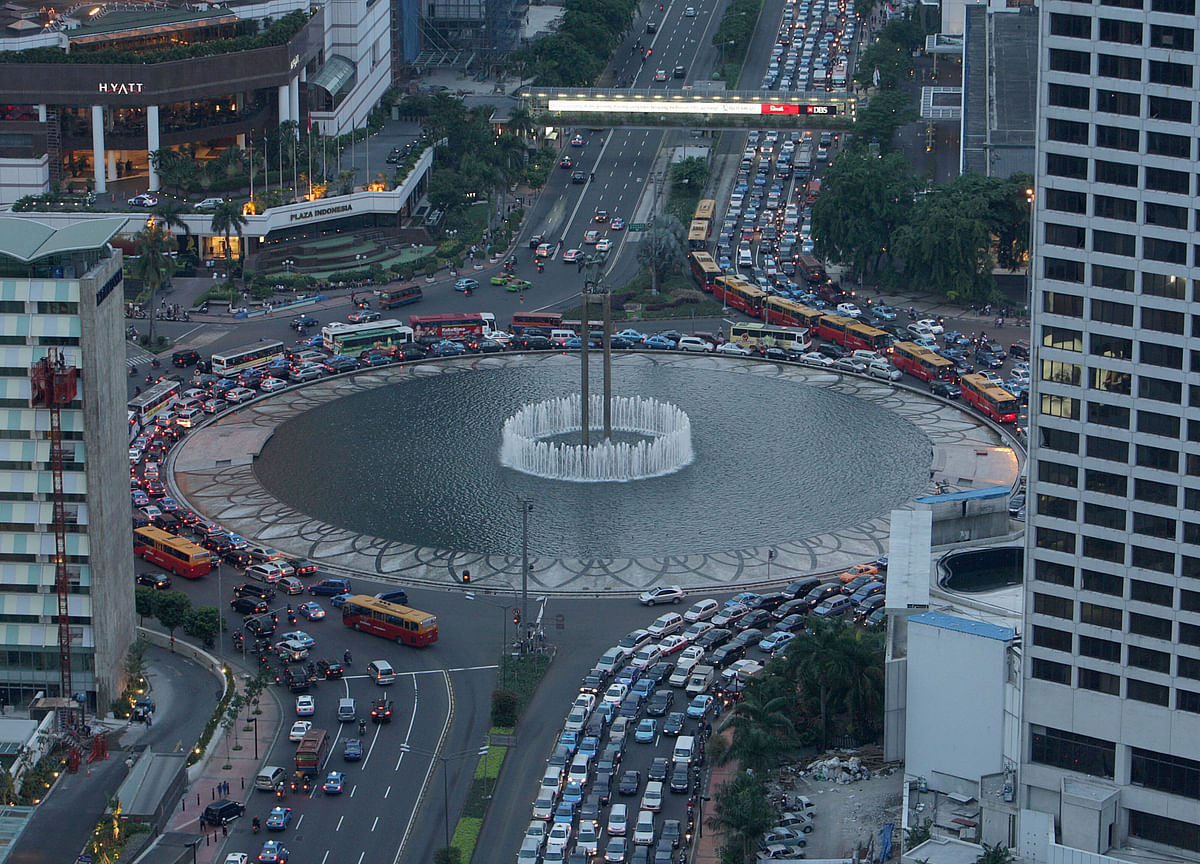 Jakarta to Topple Tokyo as World's Biggest City by 2030
