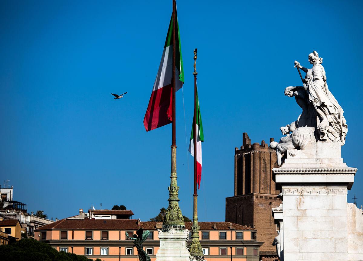Italians Are Getting Less Gloomy Despite Stalling Economy