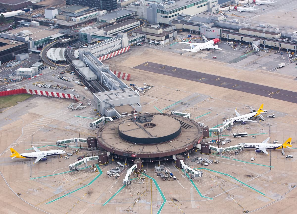 Gatwick Owner GIP Is Nearing Stake Sale to Investor Group