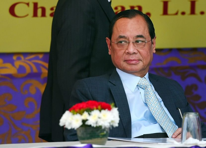CJI Recuses From Hearing Plea Challenging Rao's Appointment As Interim CBI Chief