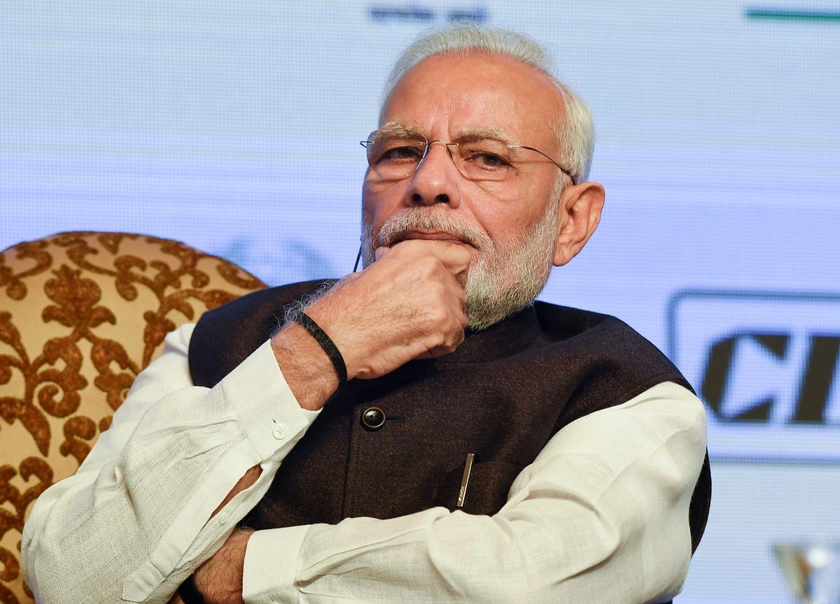 PM Modi Invites U.S. Firms To Invest In India