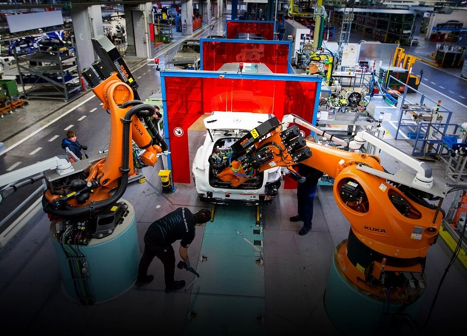 New Blue-Collar Jobs Will Survivethe Rise of AI