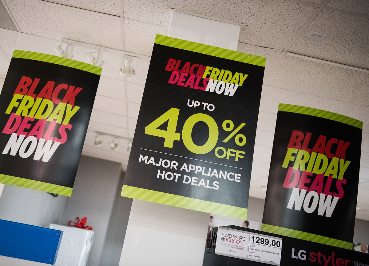 Nordstrom, Walmart See Web Sales Surge Ahead of Black Friday
