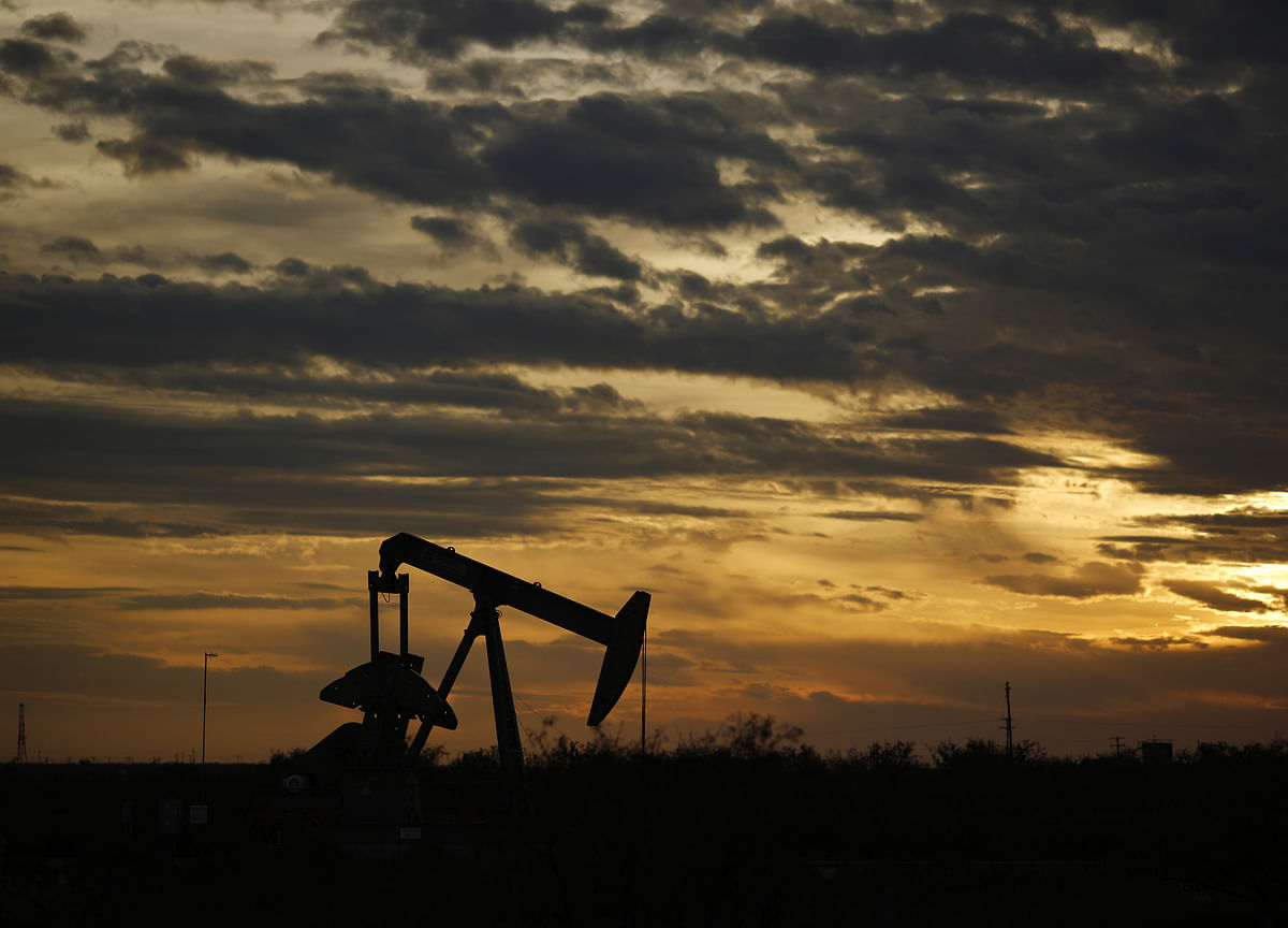 Oil Eases From 3-Month High on Report of Surprise Crude Build