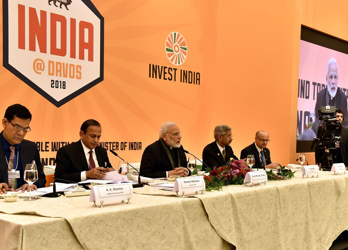 PM Modi To Meet  India Inc. On Monday On Ease Of Doing Business