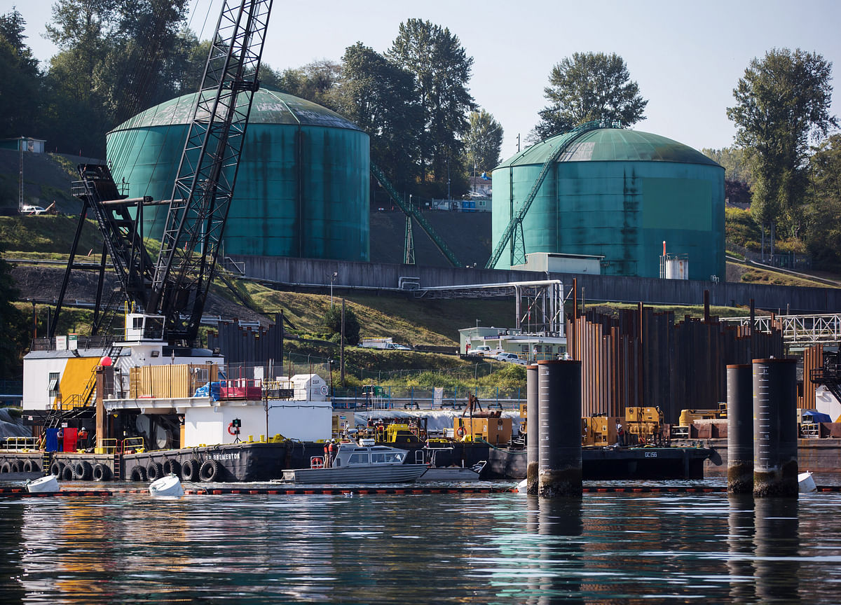 China Awaits Trans Mountain as Canadian Pipeline Saga Drags On