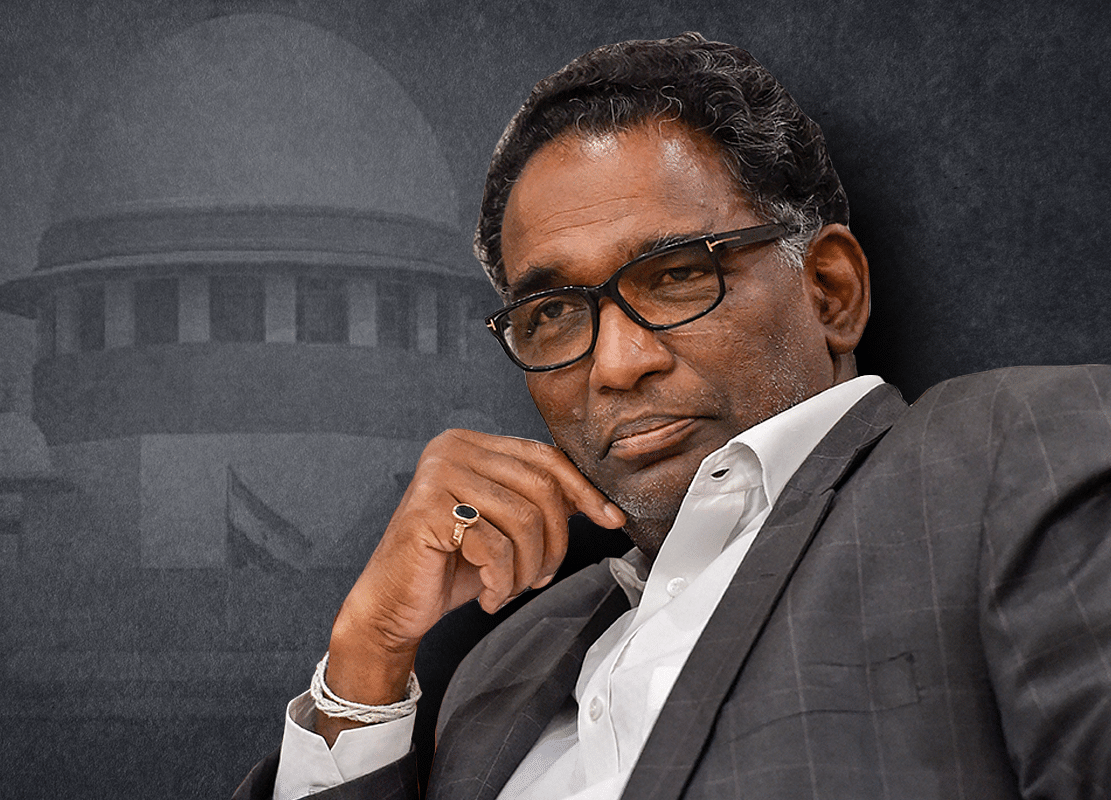 India's Institutions Are Under Threat, Says Justice Chelameswar