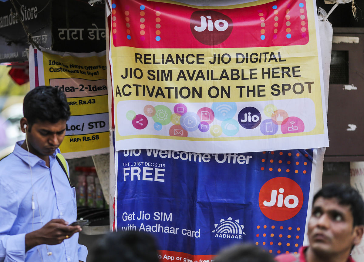 Reliance Jio Makes Inroads In Non-Metro Cities