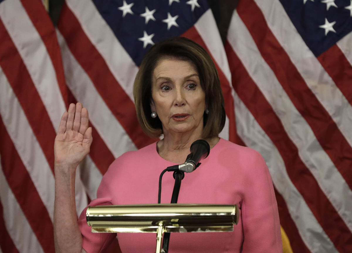 Pelosi and Democratic Leaders Tread Carefully on Impeachment