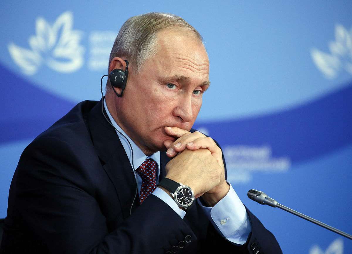 Putin's Notorious'Chef'Is Now Meddling Across Africa