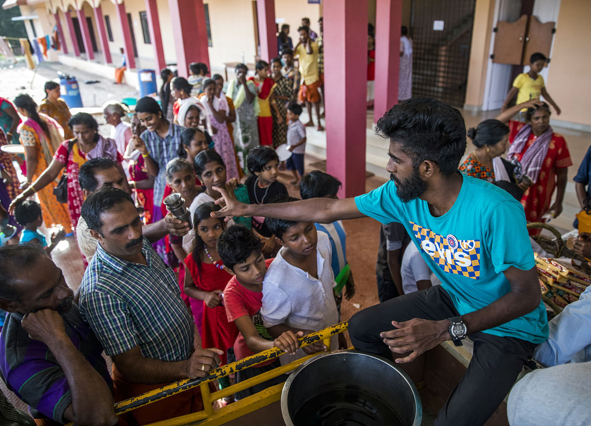How Kerala Staved Off A Health Crisis That The August Floods Could Have Unleashed