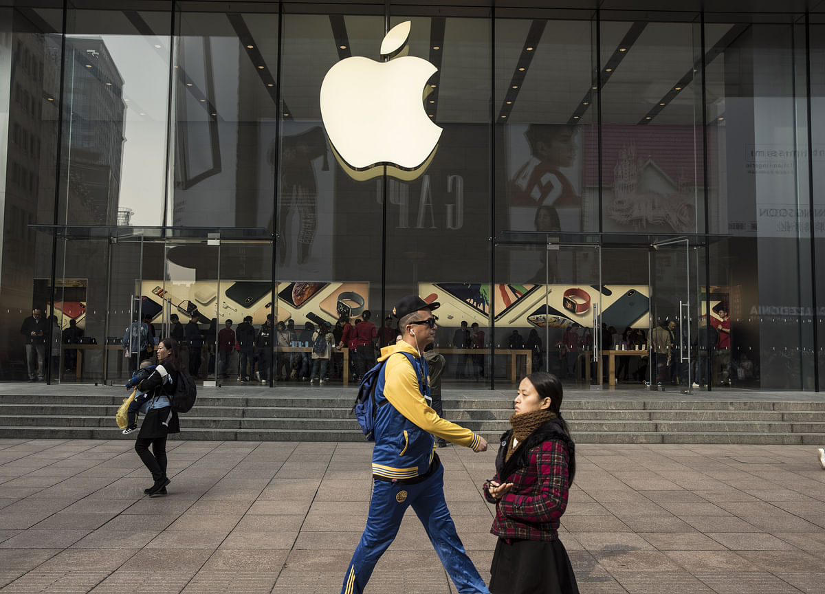 Apple Can't Shrug Off Being Sucked Into a Trade War