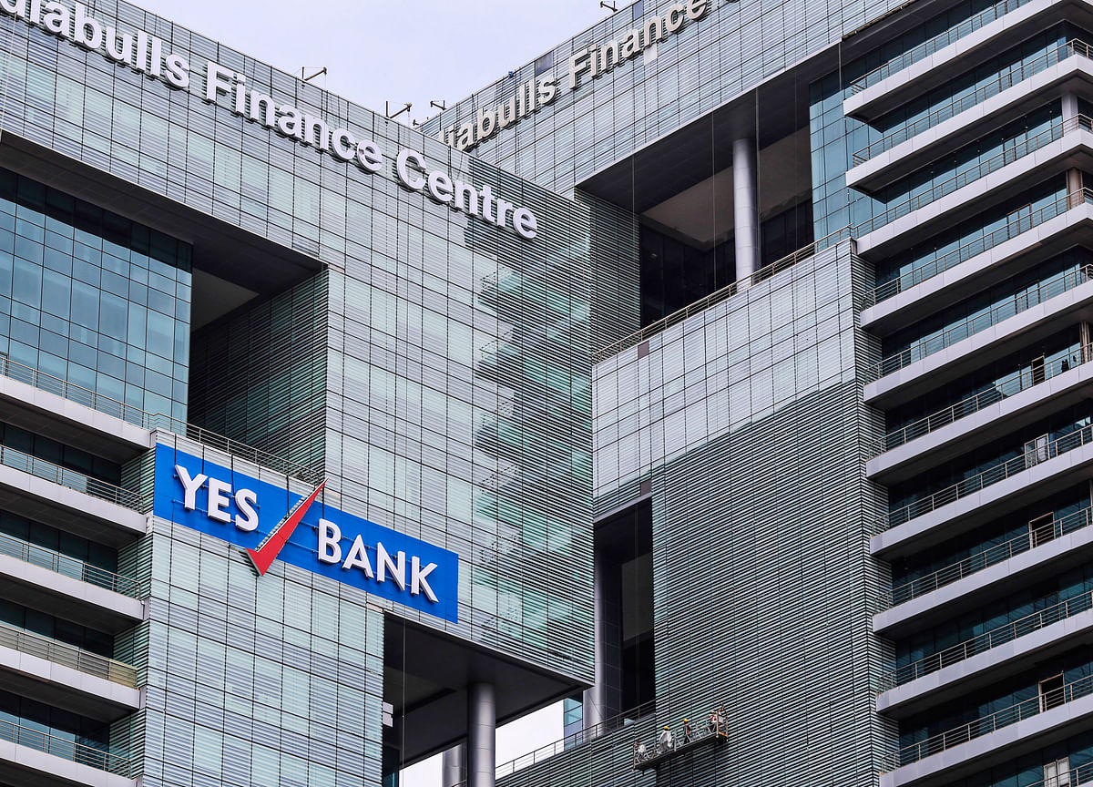 It's Not The Worst Year For Yes Bank Despite 50% Tumble