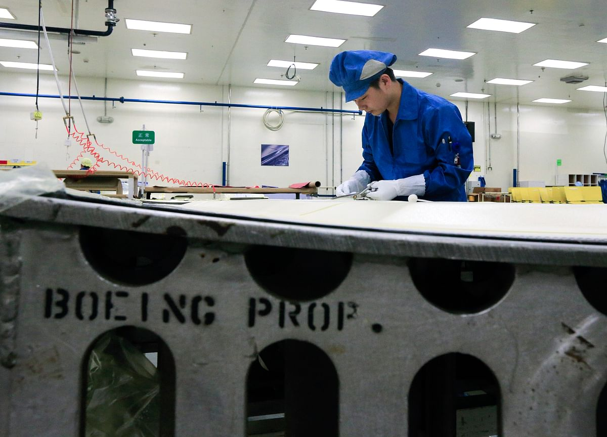 ChinaConsidersCut in Parts Tariffs toAidLocal-Built Jets