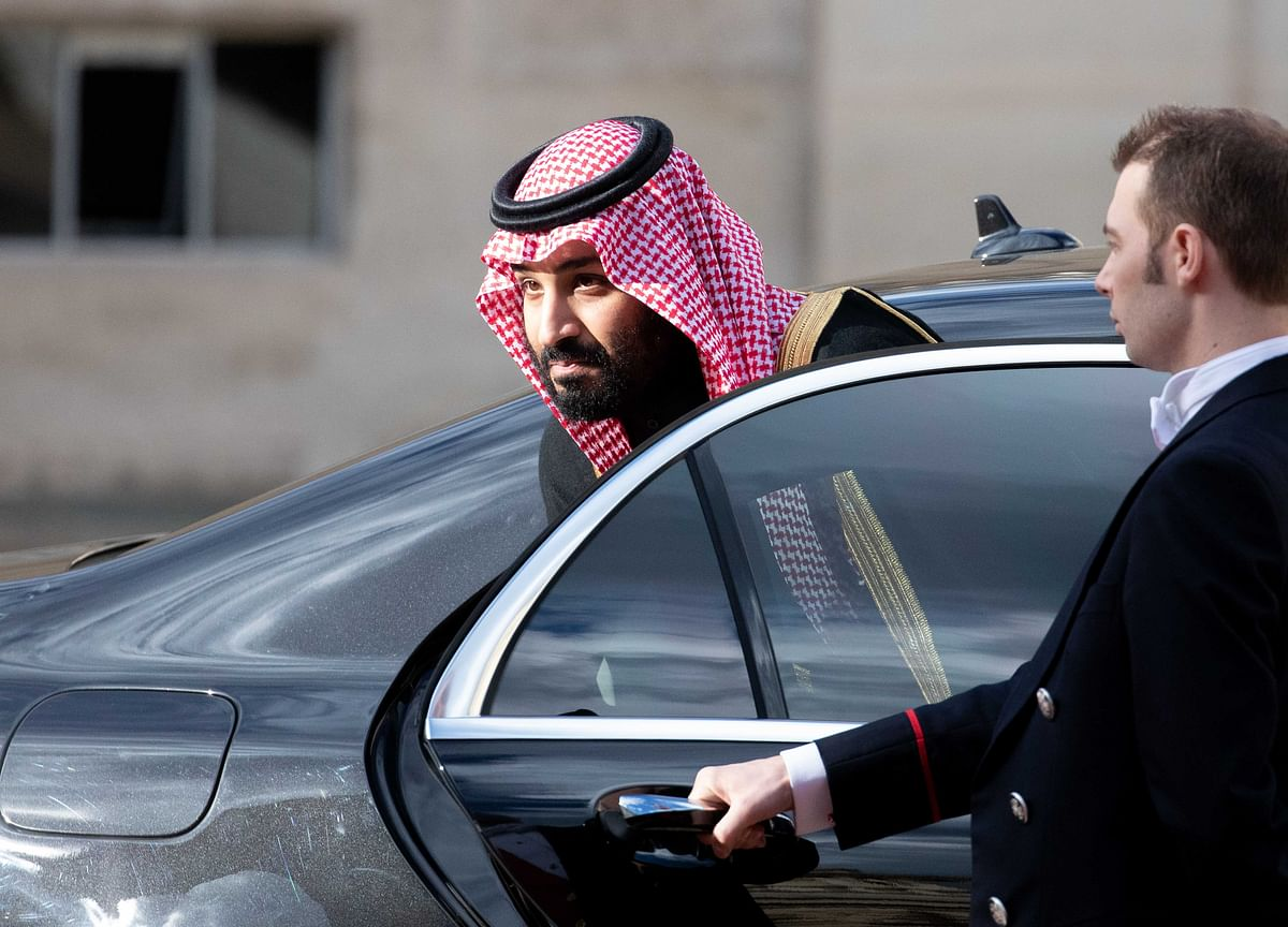Saudi Prince's Protectors Can't Stop Speculation OverHis Fate