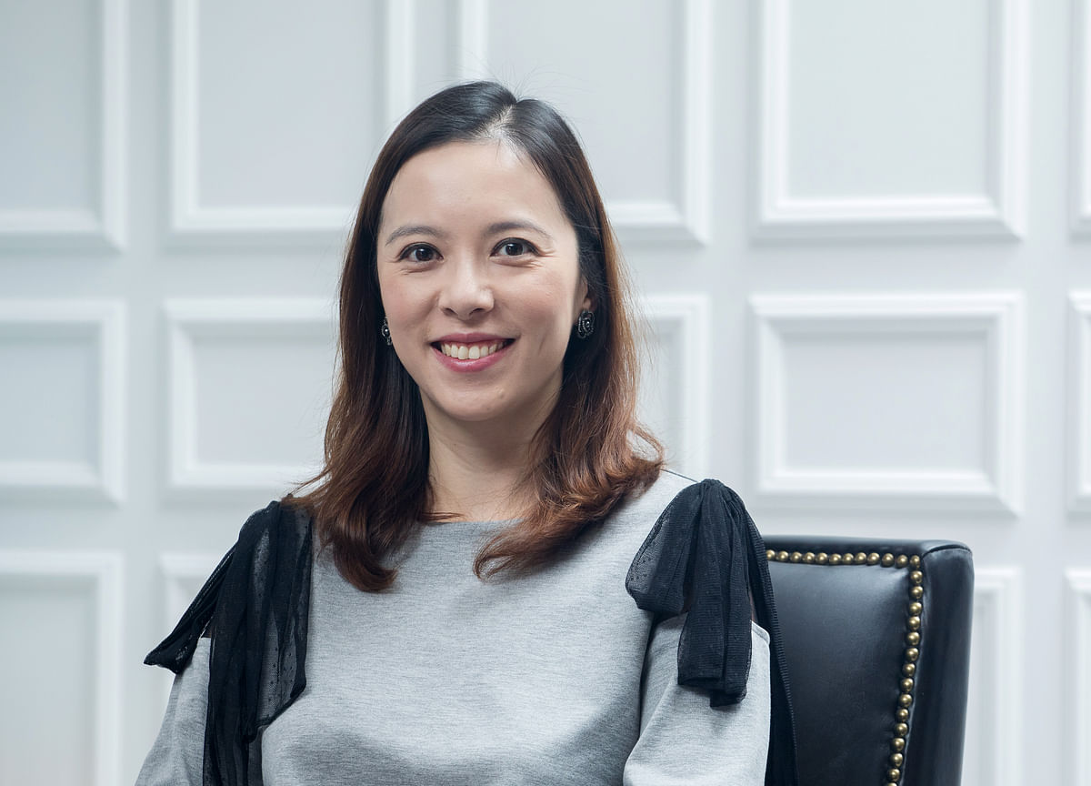 Lessons From a Top Woman in Hong Kong's Male Property World