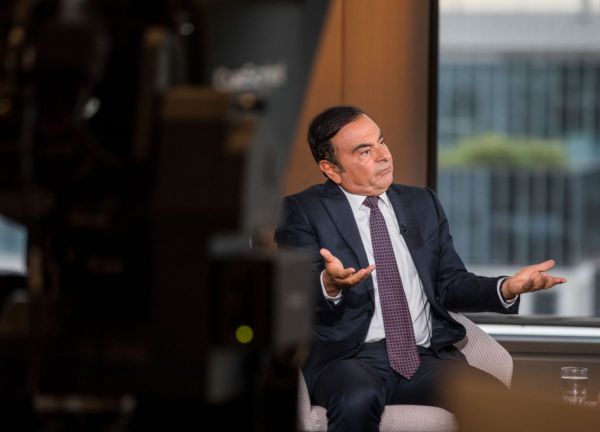 Carlos Ghosn's Lawyer Steps Up Calls for His Release