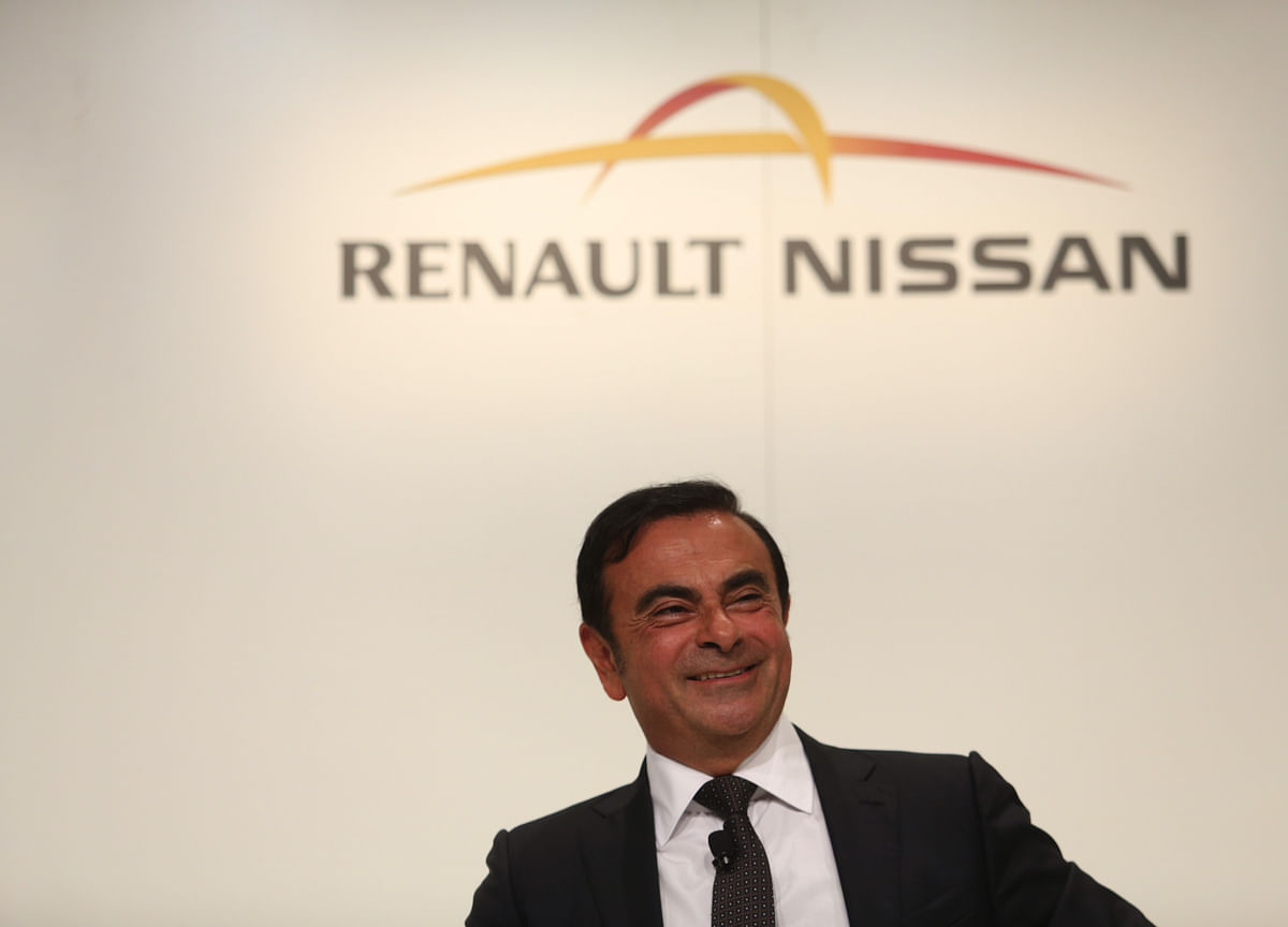 Ghosn's Relations With Nissan CEO in Focus