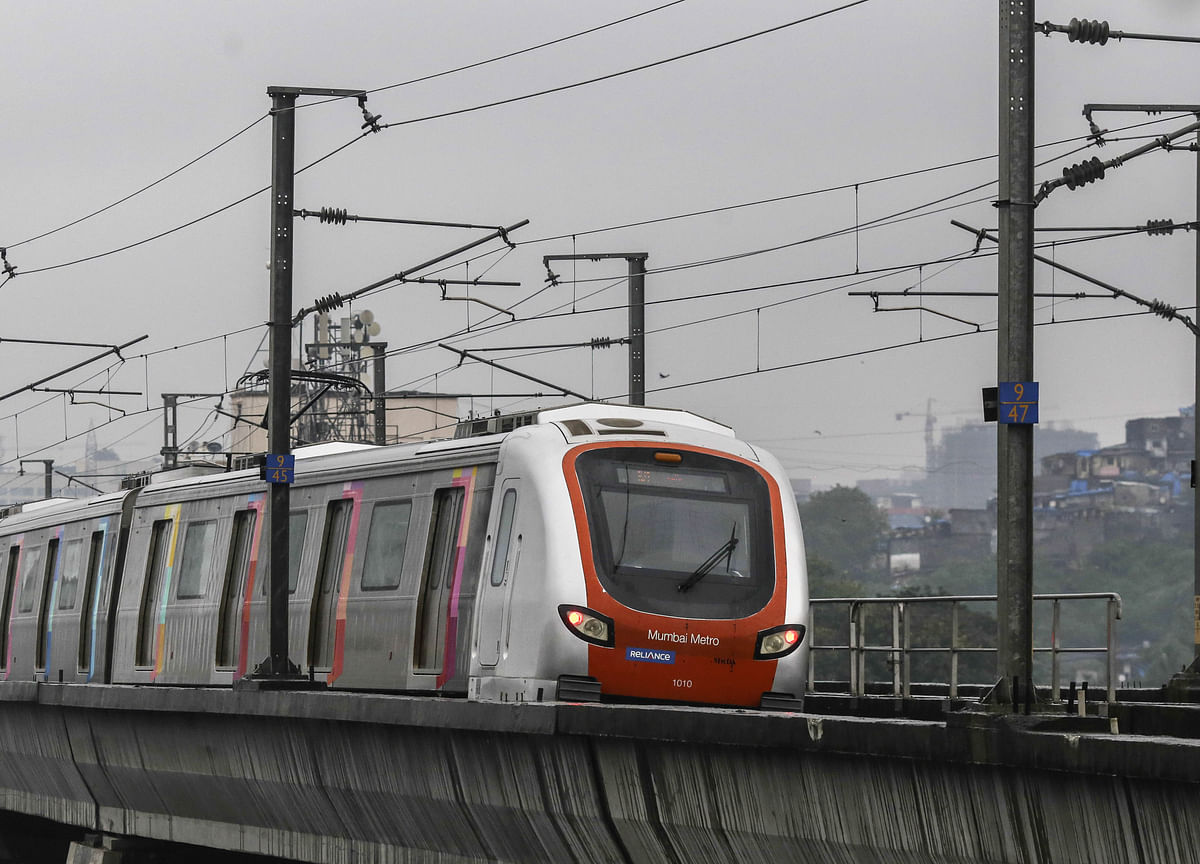 As Mumbai Builds A Metro Network,  Last-Mile Travel Is The Next Bump
