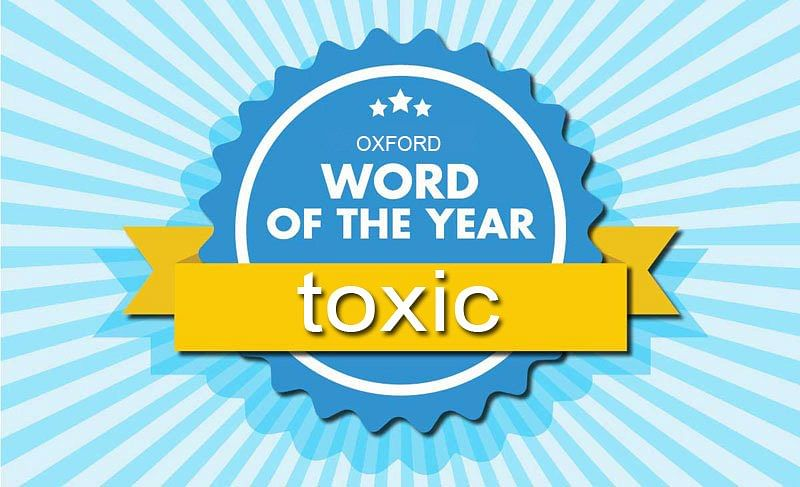 Like the Air in Delhi, Oxford's Word of The Year is 'Toxic'
