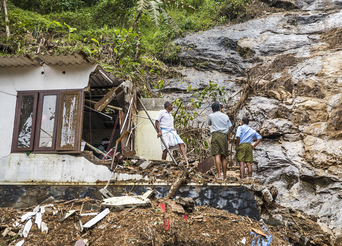 Toll In Kerala's Idukki District Landslide Rises To 52 As Three More Bodies Recovered