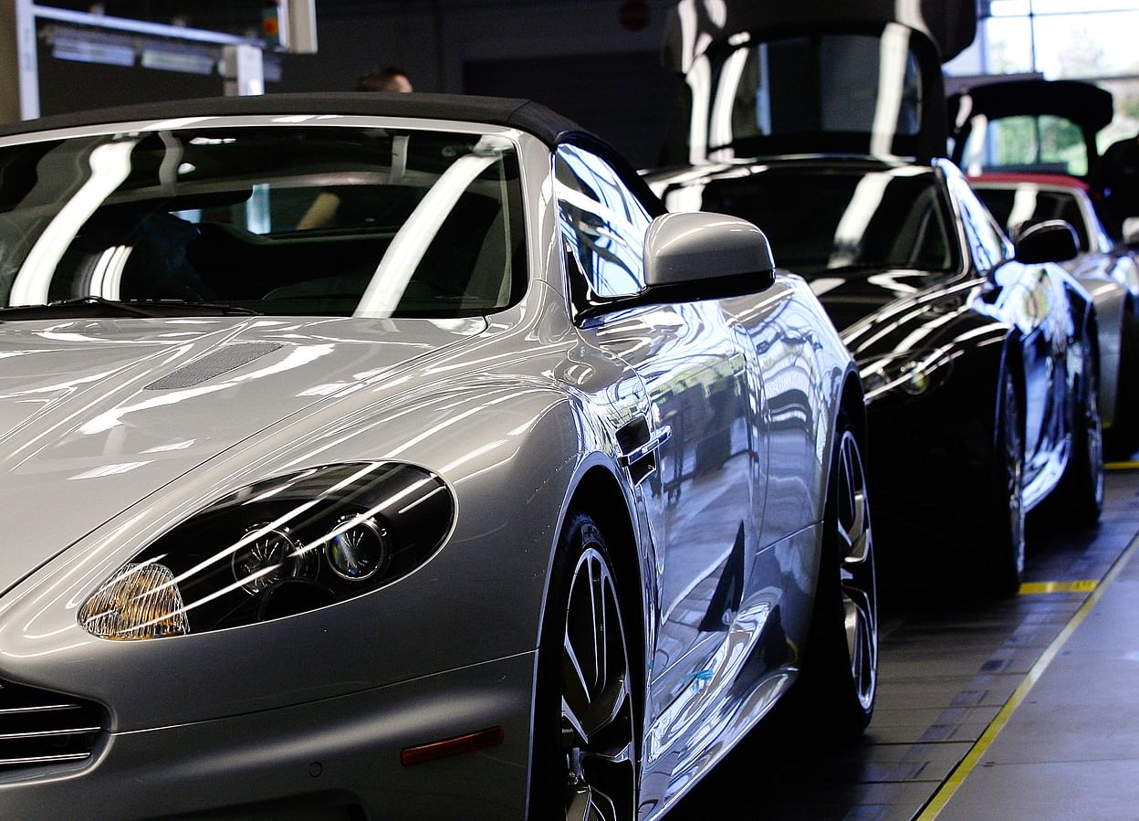Aston Martin Why Are Brands Making Million Dollar Cars That Are Both New And Old