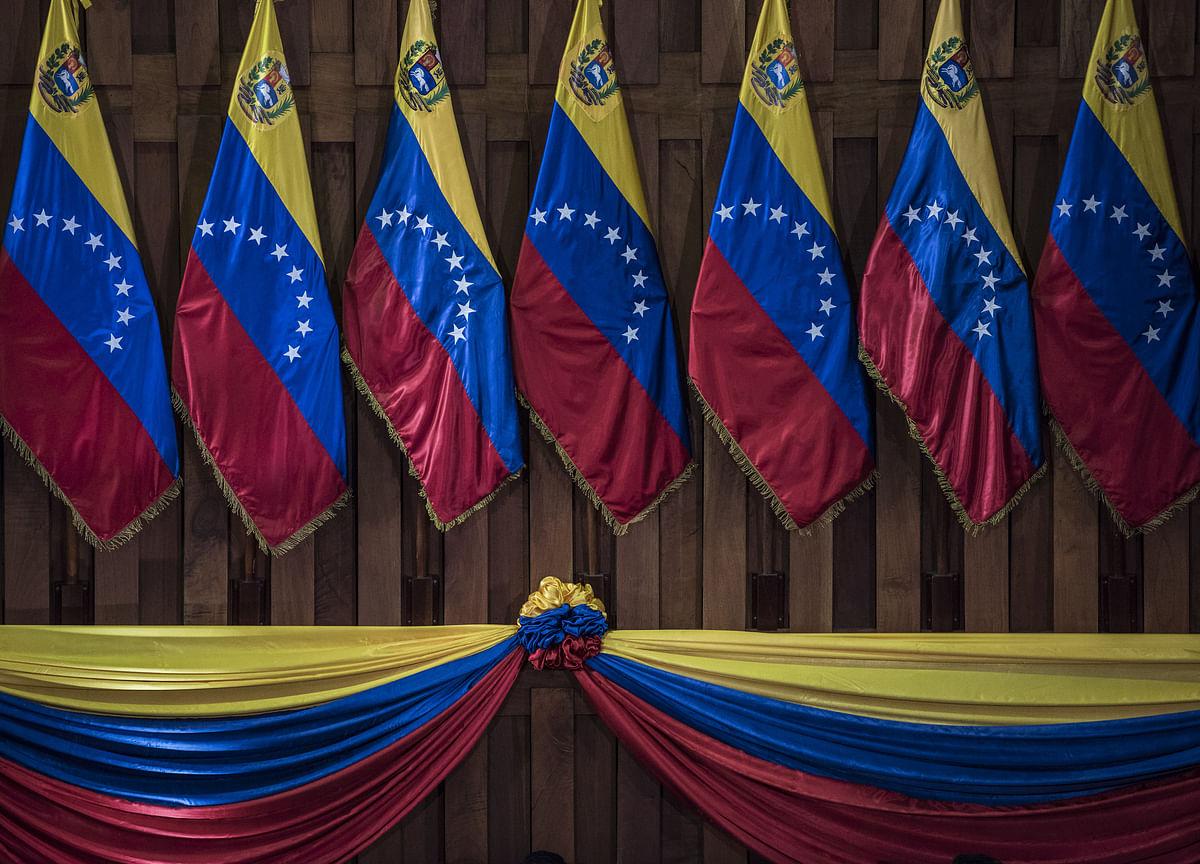 Early Figures Show Venezuela Economy Fell 16.6 Percentin 2017