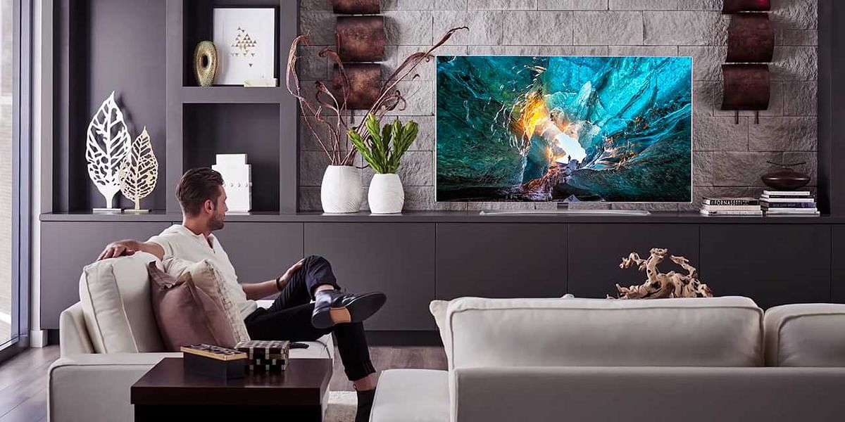 Now Get Home A Television That Listens To You