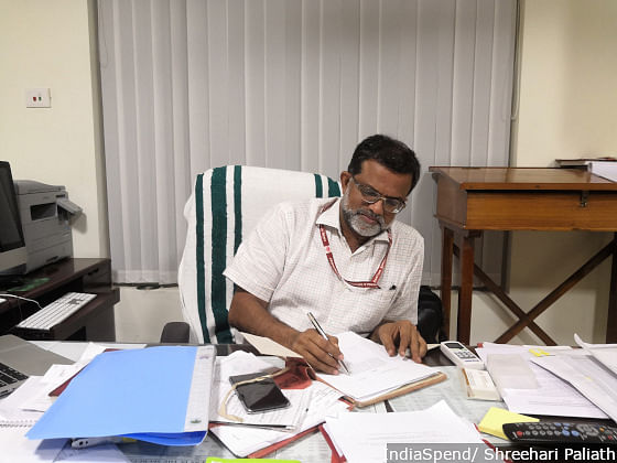Rajeev Sadanandan, additional chief secretary, health and family welfare, said that with Nipah the government was handling a virus it did not know. But with the flood, they knew what to expect despite the scale.