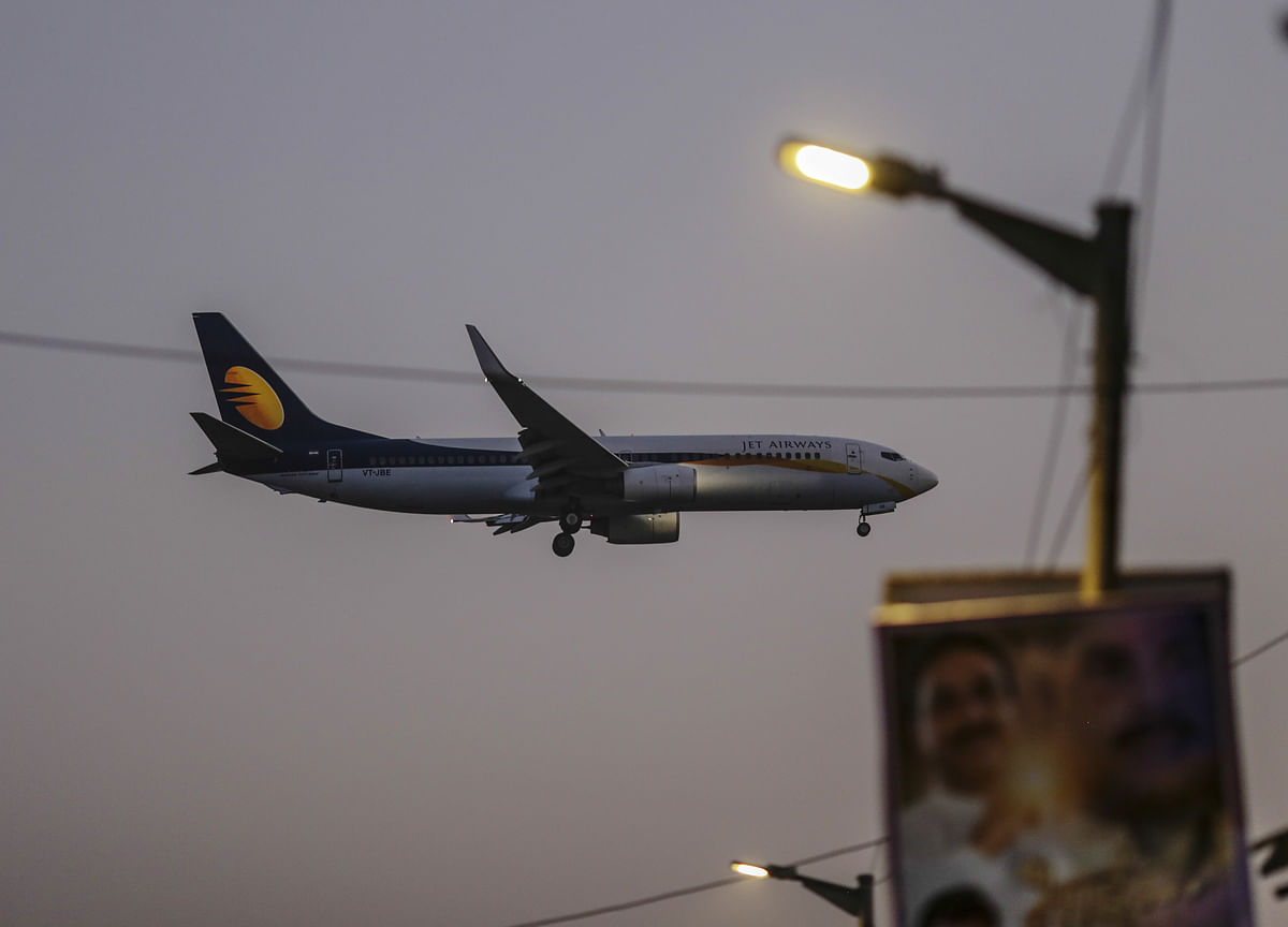 Indian Airline on Verge of Collapse Close to Getting a Lifeline