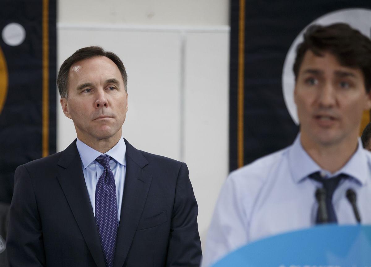 Clear Path Ahead for U.S.-Mexico-Canada Trade Deal, Morneau Says