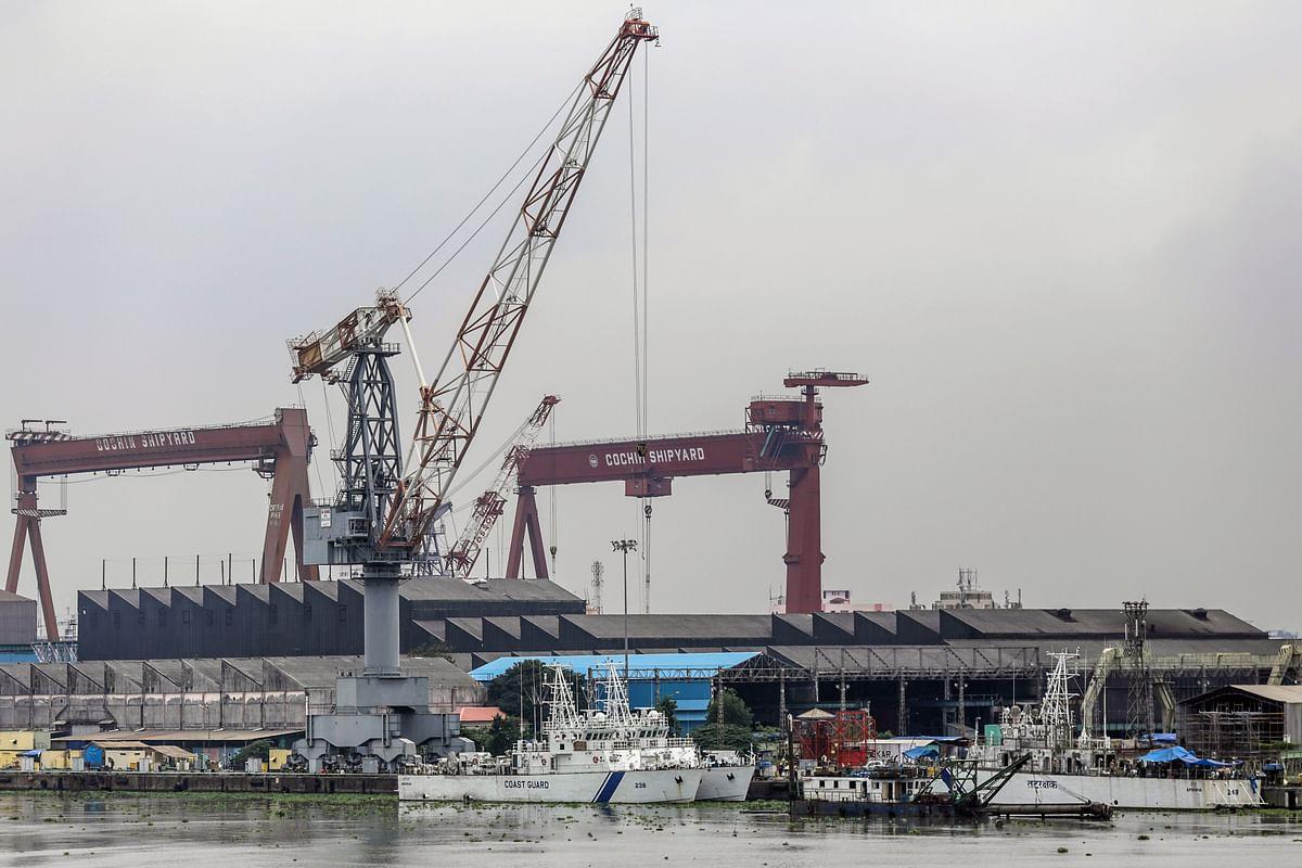Geojit: Cochin Shipyard Q1 Impacted By Lockdown
