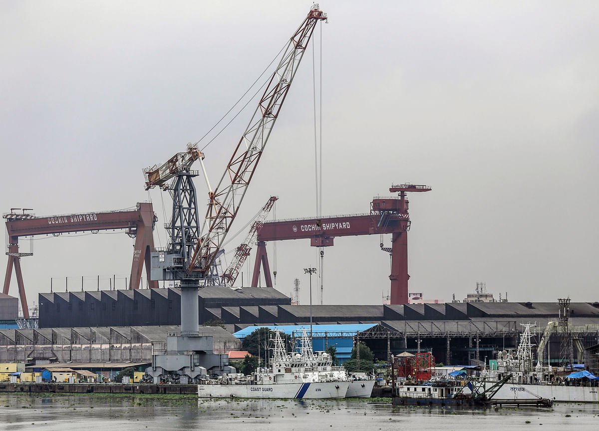 Cochin Shipyard Q4 Review - Smooth Sailing In Windy Sea: ICICI Direct