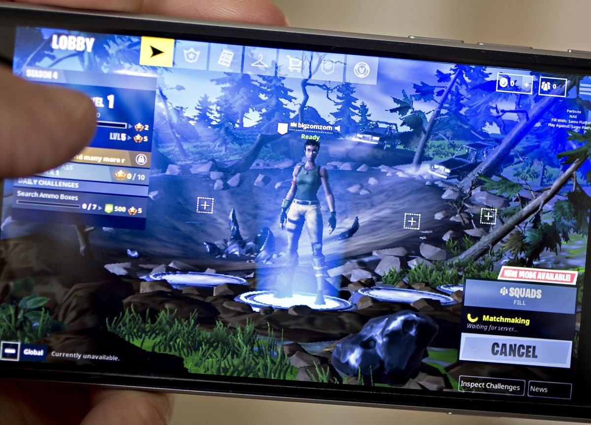 Fortnite Addiction Is Forcing Kids Into Video-Game Rehab