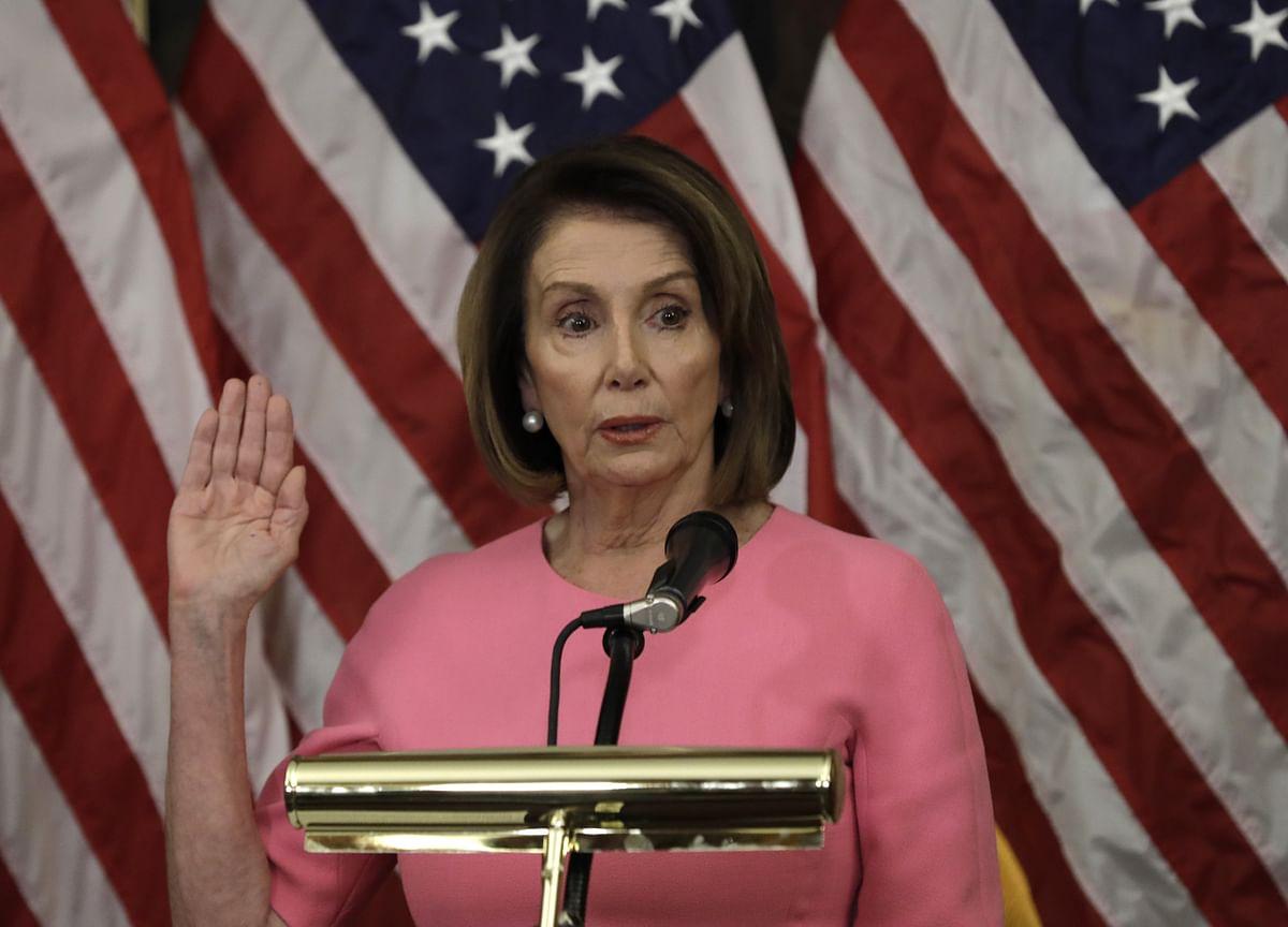 Pelosi Uses Promises and Pressure to Confront Democratic Revolt