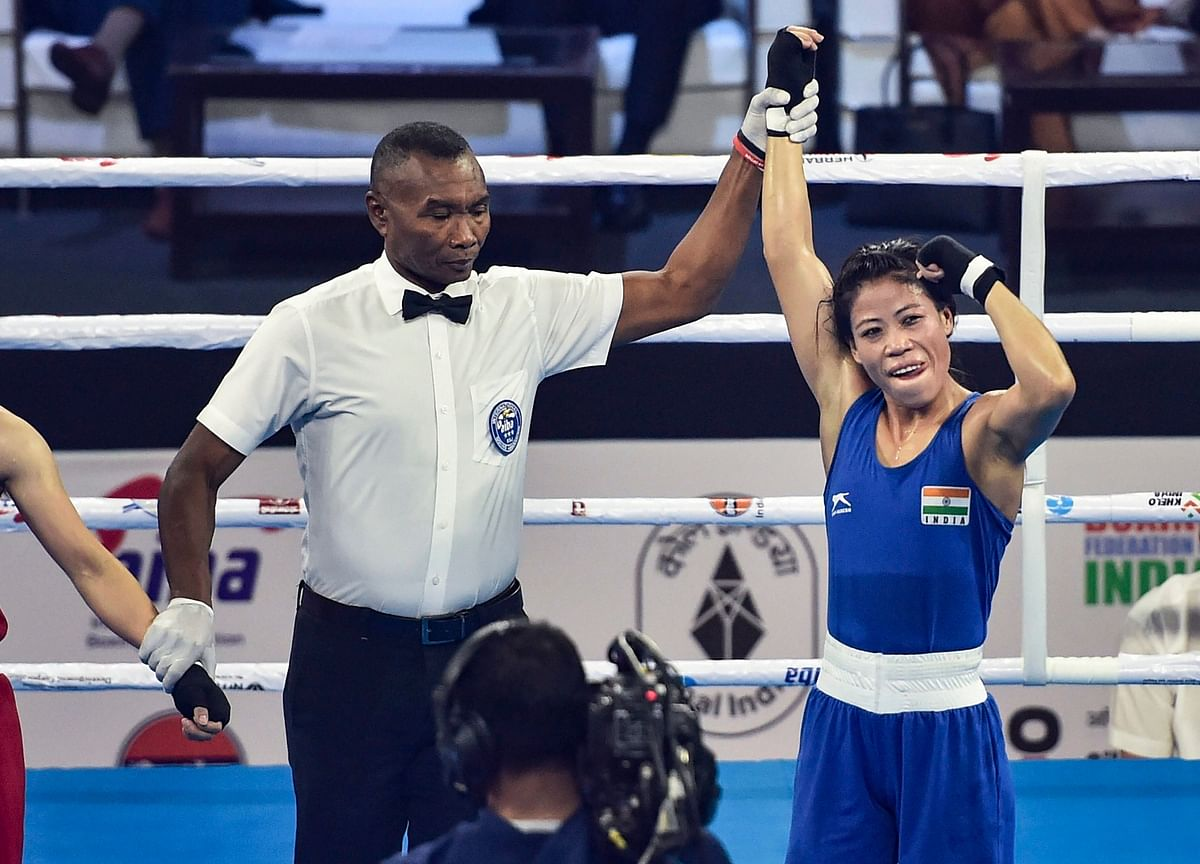 Mary Kom in Final, Will Fight For Historic 6th World Boxing Gold