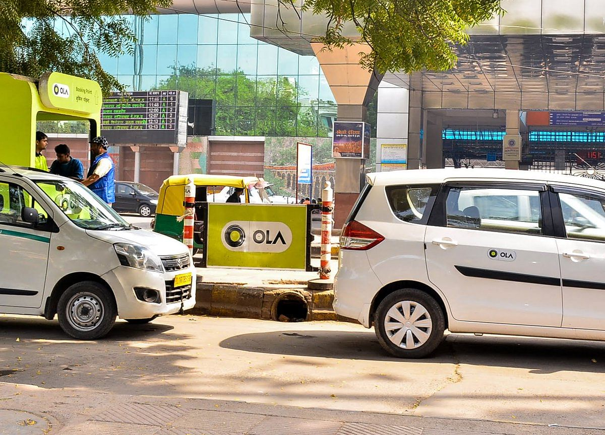 Karnataka Government Lifts Ban On Ola Cabs