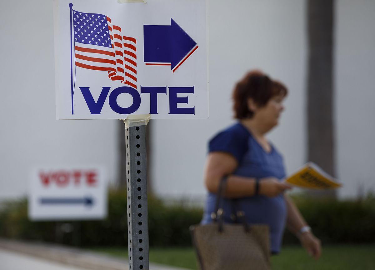 U.S. Stocks Climb in Thin Volume as Americans Vote: Markets Wrap