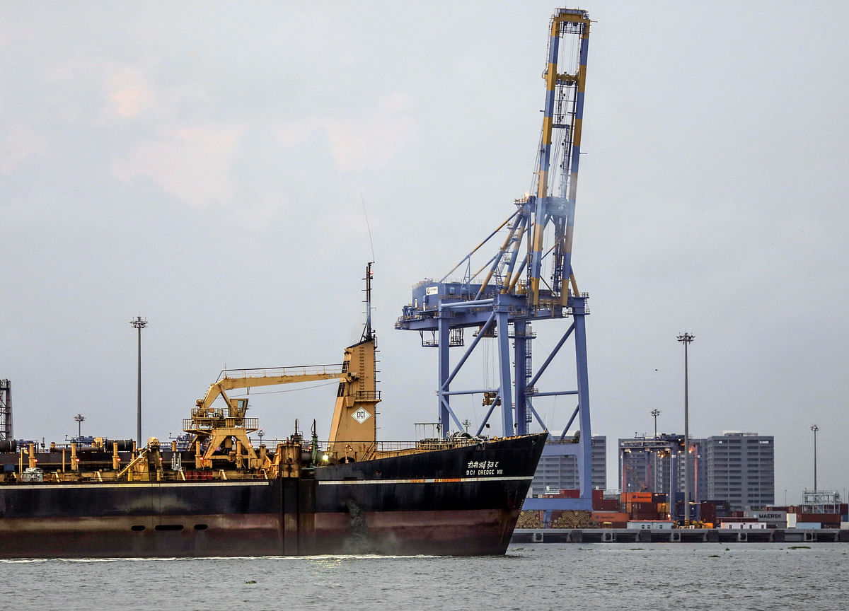 Cabinet Clears Strategic Sale Of Government Equity In Dredging Corporation Of India