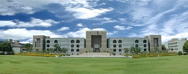 Thew new building of the Gujarat High Court, inaugurated on May 1, 2015. (Photograph: Gujarat High Court)