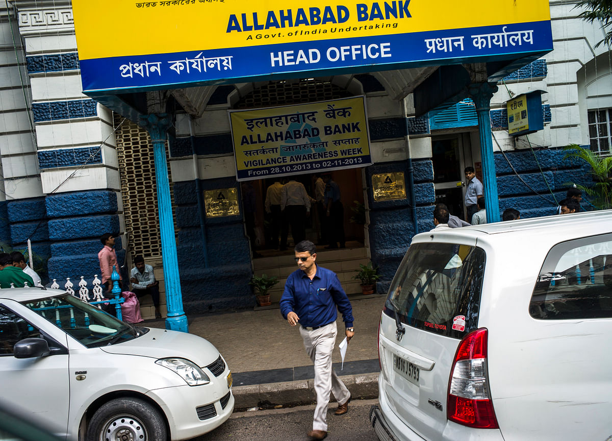Essar Steel, Bhushan Power Recoveries To Aid Allahabad Bank's Earnings This Fiscal