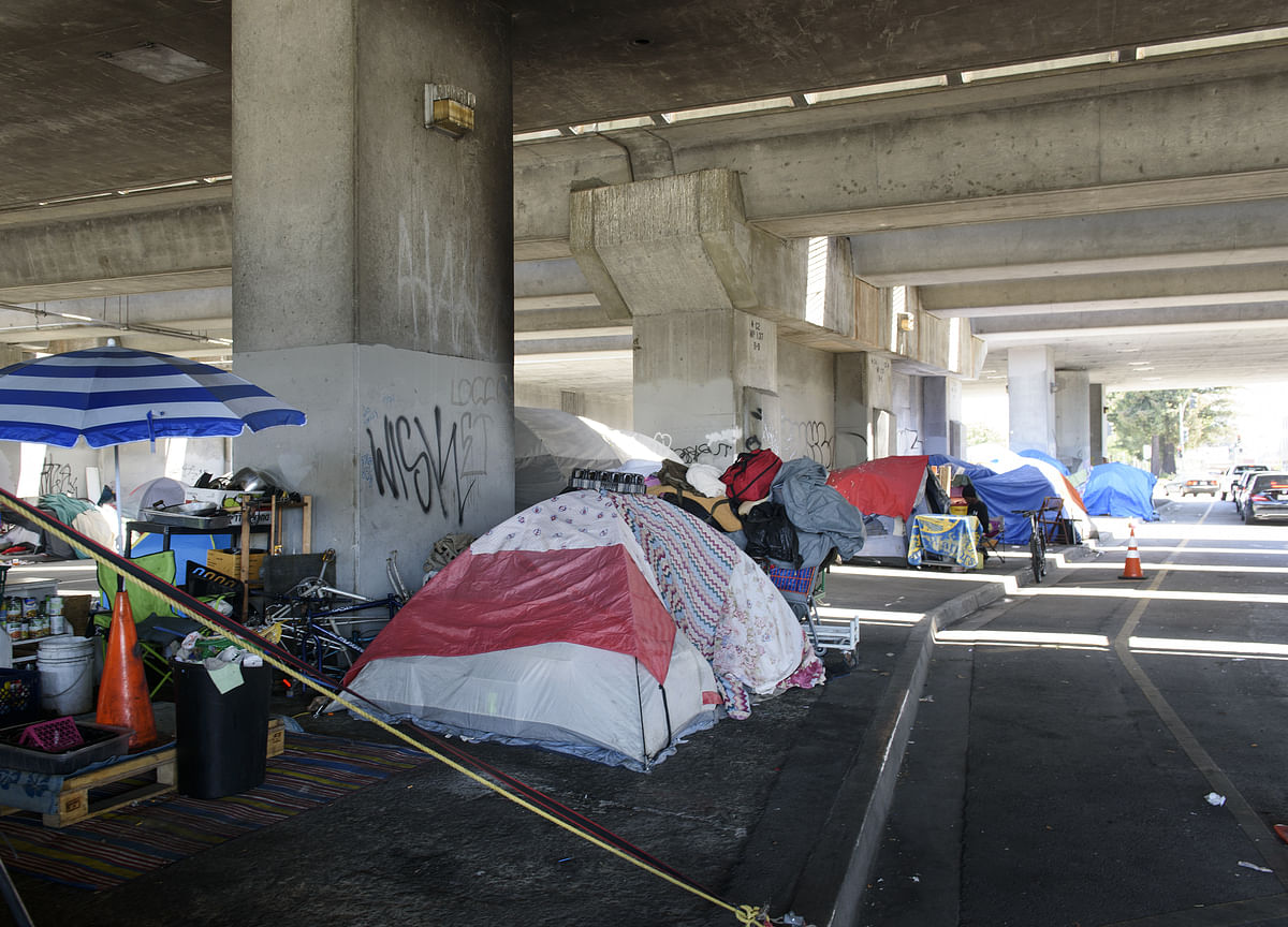 The Homeless Crisis Is Getting Worse in America's Richest Cities