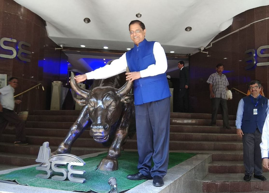 We Might End Up 2018-19 With 3.3% Fiscal Deficit, Says DEA Secretary