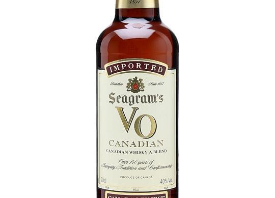 Diageo Sells Seagram's VO to Sazerac in $550 Million Deal