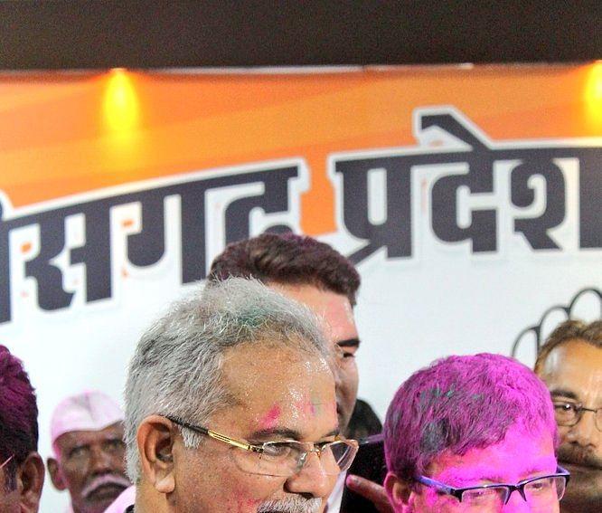 Bhupesh Baghel Appointed Chhattisgarh Chief Minister