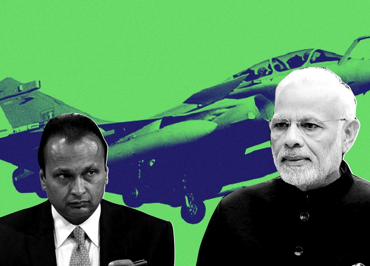 Exclusive: Conflict of Interest in MoD Over Rafale Offsets?