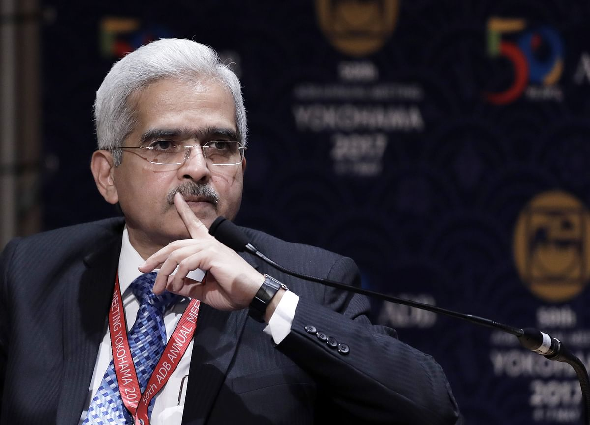 Is Shaktikanta Das Signalling A Shift From  The '25 Basis Point' Rate Moves?